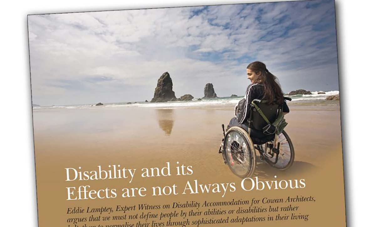 Disability and its effects