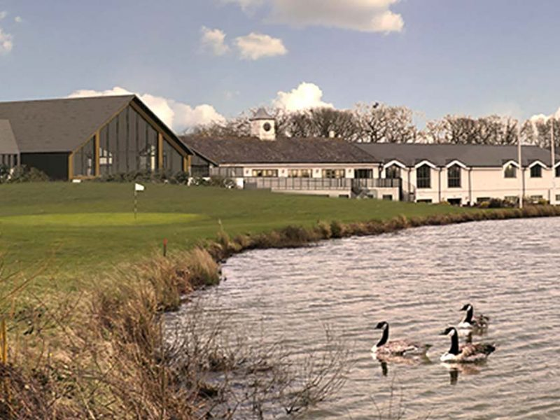 Slinfold Golf Club Architecture