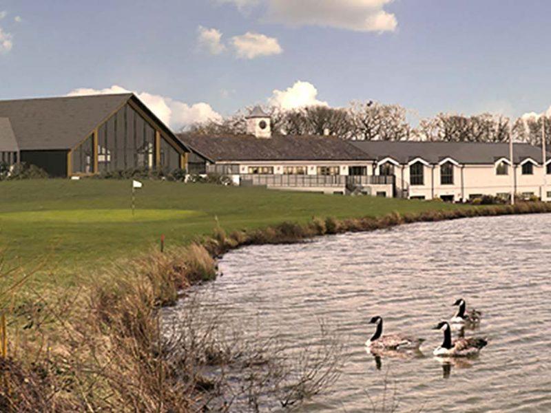 Slinfold Golf Club Architecture