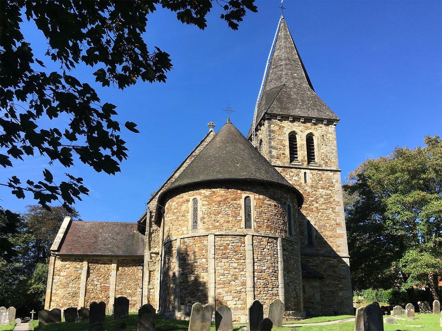 Cowan-Architects-St-Nicholas-Church-Worth-Exterior