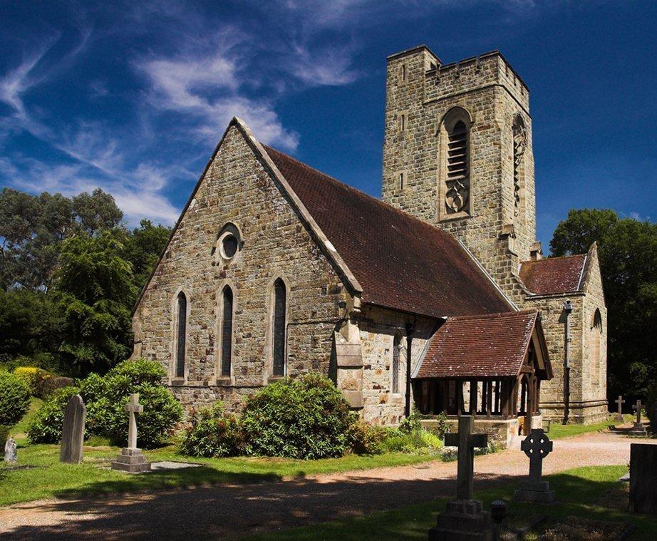 Photo of Christ Church, Fairwarp