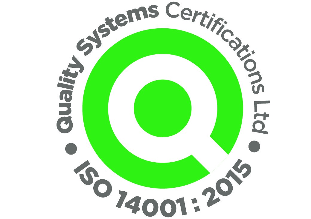 ISO 14001 2015 logo
