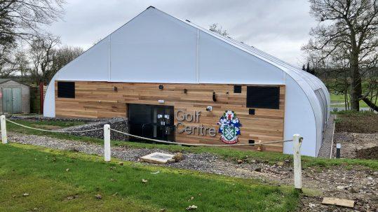 Photo of Millfield School Sprung Golf Centre