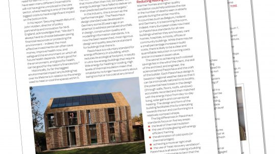 Care Home Environment article