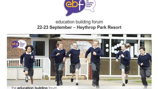 Education Building Forum logo