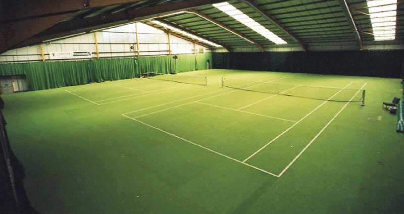 Tennis centre architects