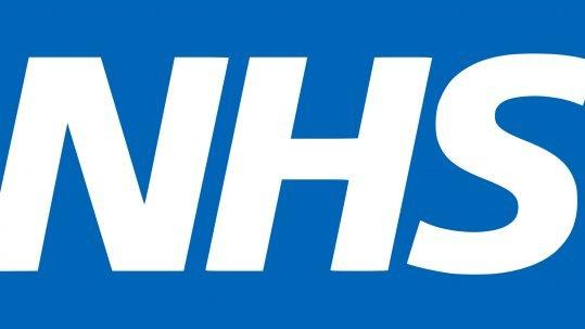 image of NHS colour logo