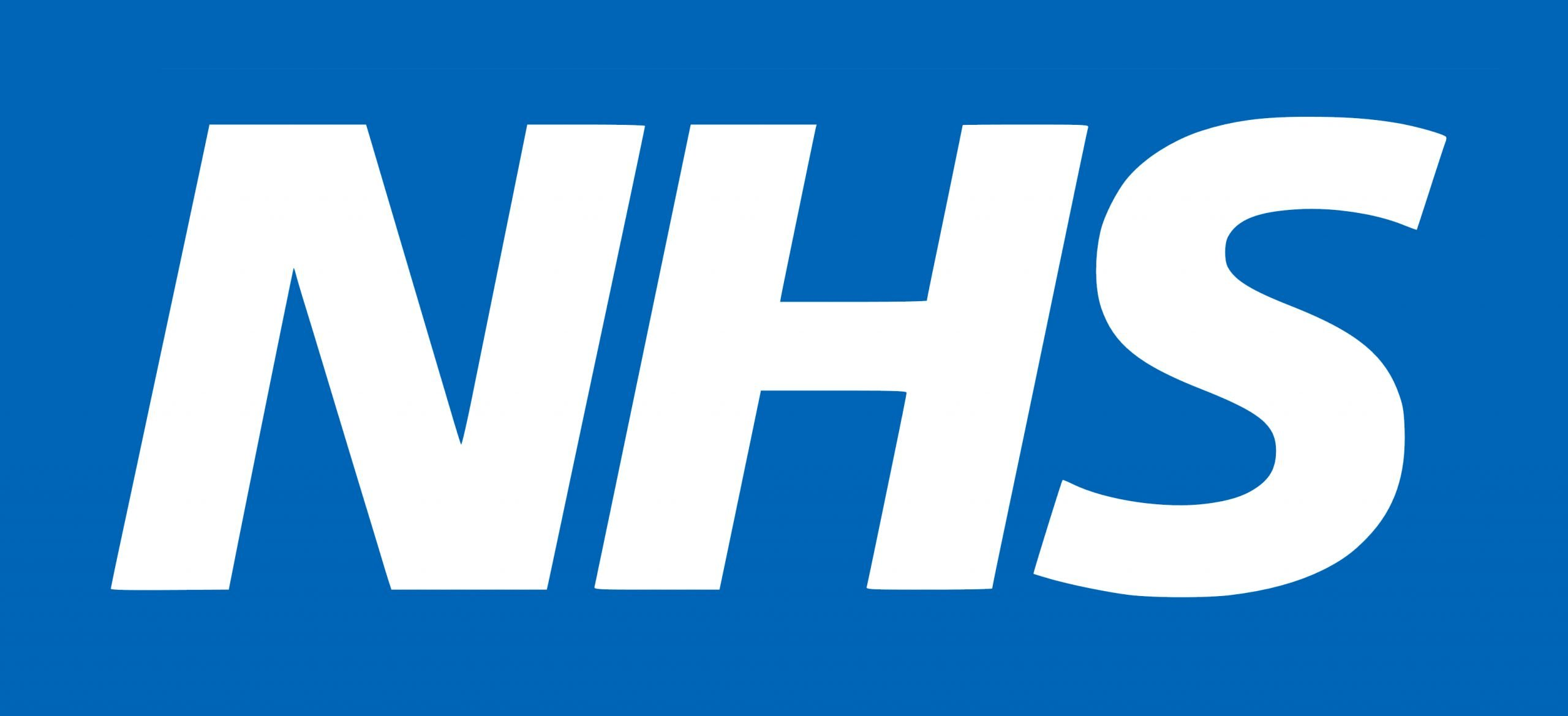 image of NHS colour logo
